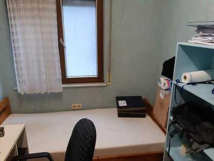 Kleines WG-Zimmer mit eigenem Waschbecken, KIT Campus West, HS & PH nah