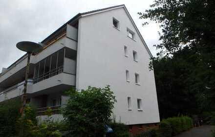 Sonnige 2-Zimmer-Wohnung mit Balkon und Einbauküche in Uni-Nähe