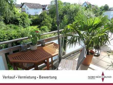 Gesuchte Wohnlage in Bühl: Moderne 4-ZKB Wohnung, ca. 126 m² Wohnfläche. Einbauküche, Stellplatz.