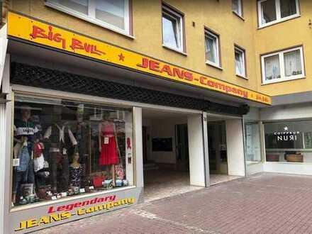 Zentrale Ladenfläche in Ulm Hafengasse