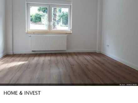 **Erstbezug nach Modernisierung im Stadtwald - 2-Raum mit Komfort und Gartenmitbenutzung**
