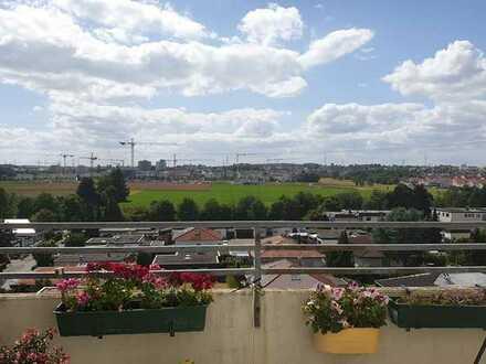 Sonne und Weitblick inklusive! 2-Zimmer- Penthousewohnung in Sindelfingen