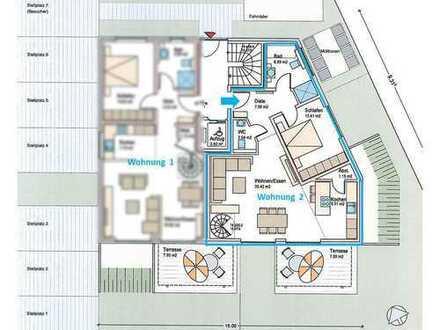 Whg. Nr. 2 - Barrierefreie, hochwertige und moderne Neubauwohnung in Haltern Stadt (Annaberg)