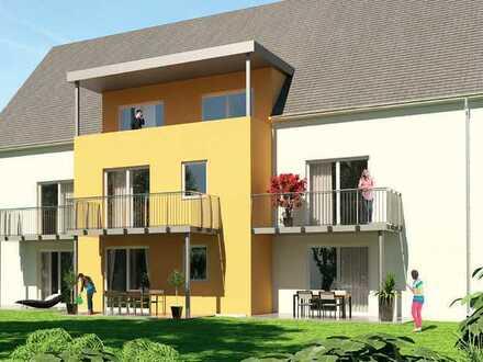 Neuwertige 3-Raum-Wohnung mit Balkon und Einbauküche in Kaisheim