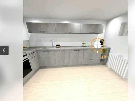 Stilvolle, modernisierte 2-Zimmer-Wohnung mit Einbauküche in Kempten