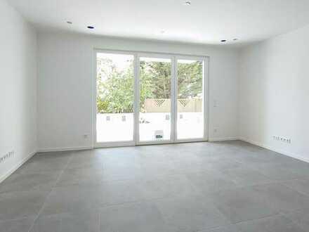 Neubau, Erstbezug! 2-Zimmerwohnung mit großer Terrasse in Sprendlingen