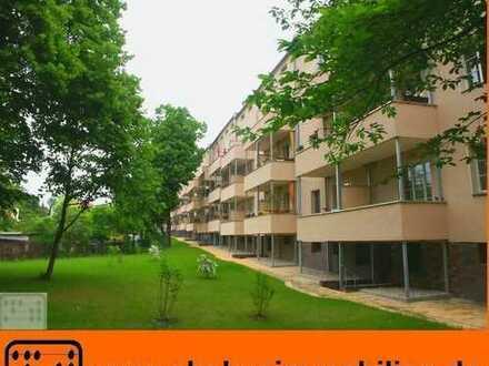 Zwei langjährig vermietete Eigentumswohnungen mit Westbalkon in der Nähe zum Silbersee!