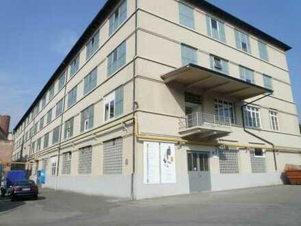 Lagerfläche ab 180 m² bis 510 m² im 2. OG