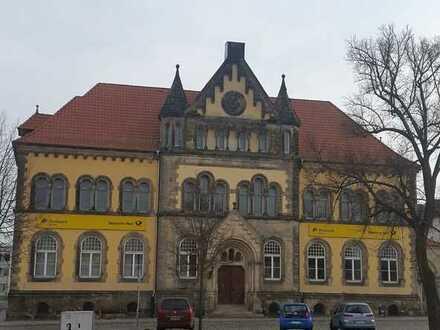 Denkmalgeschütztes Postgebäude