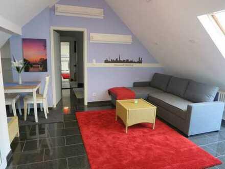 Moin, moin - Apartment Hamburg möbliert einziehen und wohlfühlen - sehen Sie selbst!