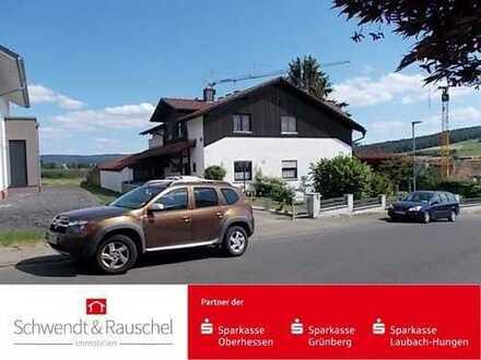 Ansprechend Wohnen + kurze Wege - EFH mit ELW in Büdingen - Büches