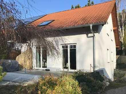 Sonnige Doppelhaushälfte in absolut ruhiger Lage am Ulmer Eselsberg