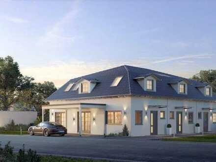 Provisionsfrei!!! Neubau von 3 modernen und hochwertigen Reihenhäusern in Emmering