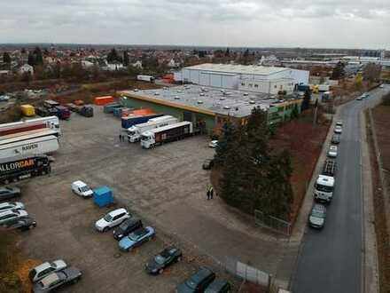 PROVISIONSFREI**Logistikanlage mit Baureserve zu verkaufen