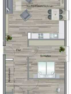 Wohnen am Park 3.0, Barrierefreie, rollstuhlgerechte Neubau Wohnung