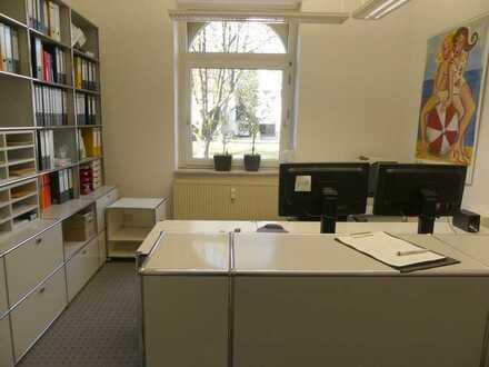 Möbliertes 2 Zimmer Büro im Musiker 1/4 - Mitnutzung von vielen Extras!
