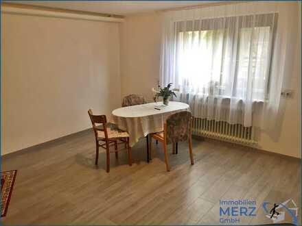 Gepflegte 1 Zimmer Erdgeschosswohnung mit Einbauküche