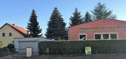 LEHNITZSEE-IMMOBILIEN: kleines Einfamilienhaus