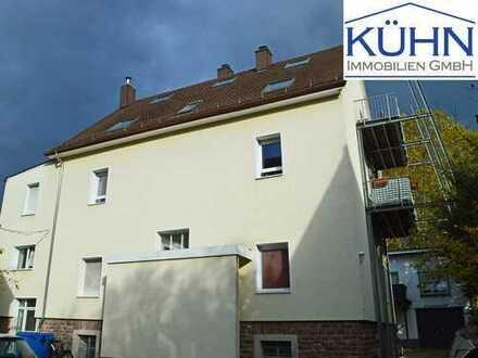 Sanierungsbedürftige 1,5-Zimmer-Souterrain-Wohnung in KA-Durlach