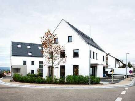 ++ Neubau ++ Maisonette ++ Stilvolles Wohnen ++ Tolle Architektur in ländlicher Gegend ++