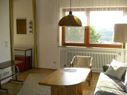 Möbliertes Appartement - in Pforzheim-Eut. an 1 Person - Nichtraucher - Wochenendpendler