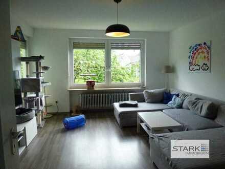 Helle 3 Zimmer-Wohnung mit Balkon - ideal für ein Paar!