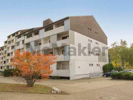 Sicher vermietetes 1-Zi.-Apartment in zentrumsnaher Lage von Germersheim
