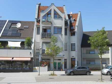 Atelierwohnung mit Dachterrasse