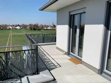 Garching: Exklusive und ruhige 2,5-Zimmer-Dachterrassenwohnung