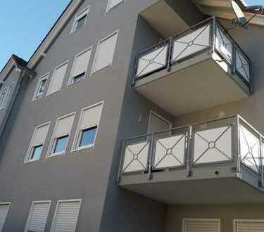Gepflegte 2-Zimmer-Wohnung mit Balkon und Einbauküche in Gärtringen-Rohrau