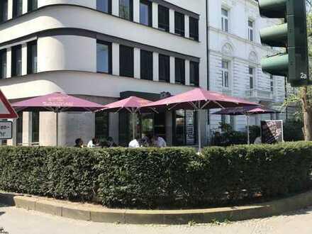Großzügige und moderne Gastronomiefläche im Frankfurter Westend
