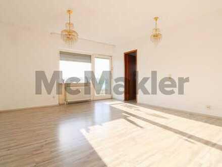 Wohnen, vermieten, pendeln – Barrierearme Wohnung mit Aufzug und Sonnenbalkon in Bahnhofsnähe