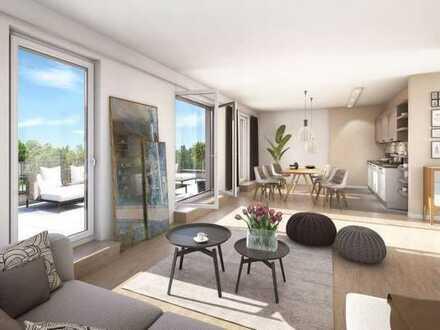 Wunderschöne 3 Zimmer- Wohnung mit Loggia