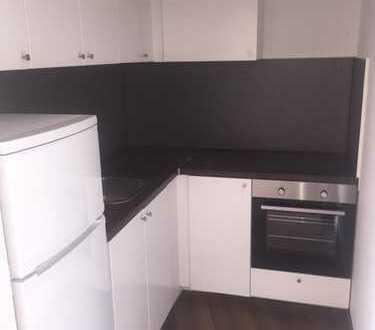 Erstbezug nach Sanierung: ansprechende 2-Zimmer-Wohnung mit Einbauküche in Wünschendorf/Elster
