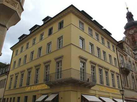 Studentenzimmer mit Gemeinschaftsbad im Herzen der Heidelberger Altstadt
