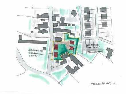 3 Baugrundstücke in ruhiger kleiner Siedlungslage
