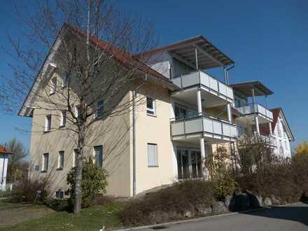 NEUWERTIG & SONNIG! Büroetage mit 2 Terrassen und Garten in zentraler, ruhiger Lage von Horgenzell