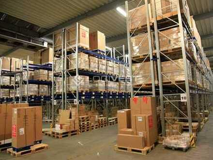 Perfekte Logistik- und Produktionsimmobilie mit Kranbahn!