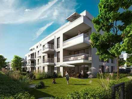 Achtung! Große 4-Zimmer-Wohnung mit Balkon in ruhiger Lage