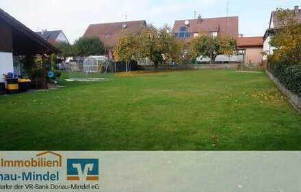 Baugrundstück in super Wohnlage von Bachhagel zu verkaufen!
