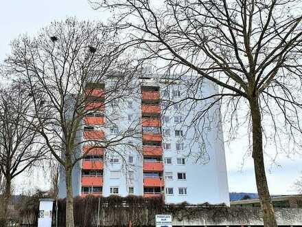 3 Zimmer-Wohnung zentral in Lahr mit einer tollen Aussicht - Frei ab Juli 2021 - Provisionsfrei !