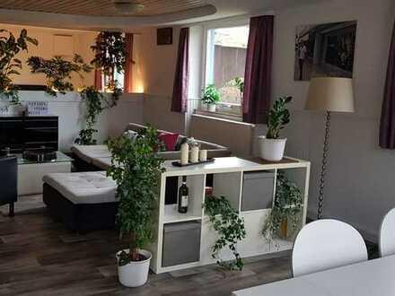 Vermiete große offene Wohnung ca. 100m² als Loft