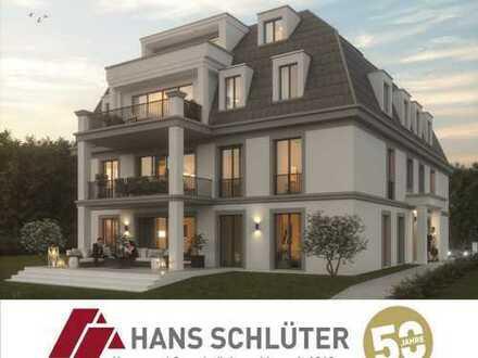"""Exklusives Wohnen in der Villa """"Marie-Therese"""" direkt an der Parkallee!"""