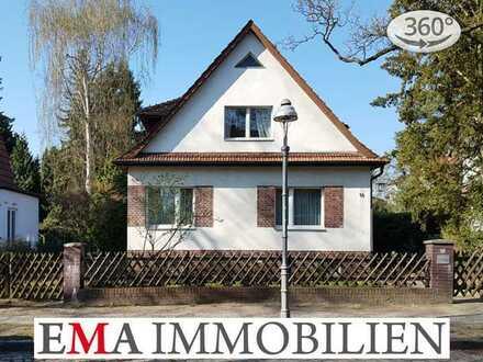 Bestlage Hermsdorf - Einfamilienhaus auf sonnigen 722 m²