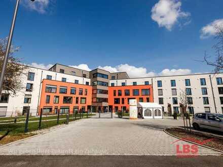 Erstbezug: Helle Mietwohnungen im betreuten Wohnen W10