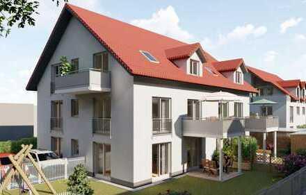 elegante 3-Zimmerwohnung -Neubau- Fuchstal