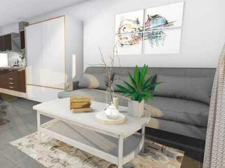 Hochwertigs, möbiliertes Appartement mit EBK - Erstbezug