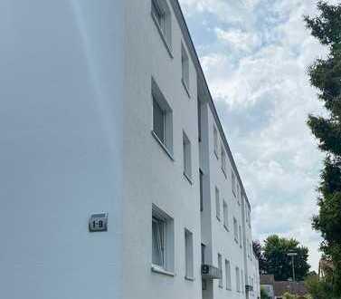 Schöne 4-Zimmer Wohnung mit eigener Garage und Stellplatz!