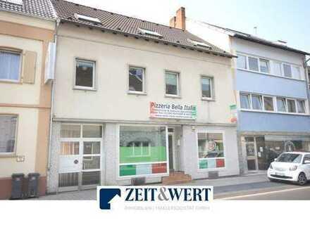 Kapitalanleger! Solide und stabile Rendite! Wohn-/Geschäftshaus mit Anbauten! (OK/GE 3734)