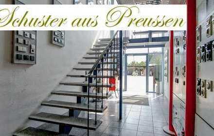Schuster aus Preussen - Bernau - Gewerbe und Wohnen im eigenen modernen Gebäude, 720 m² Nutzfläch...